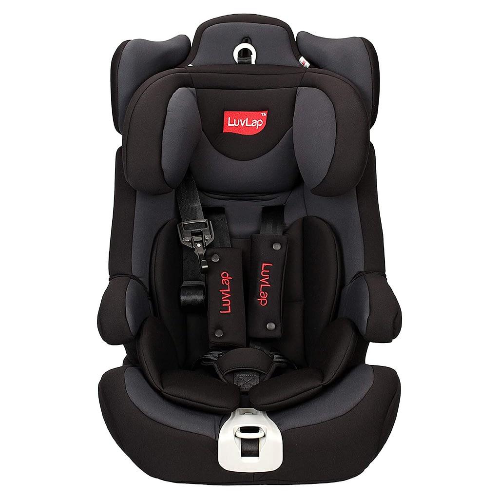 4.Luvlap Active, ISOFIX Car Seat
