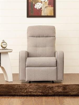 toledo recliner single sofa