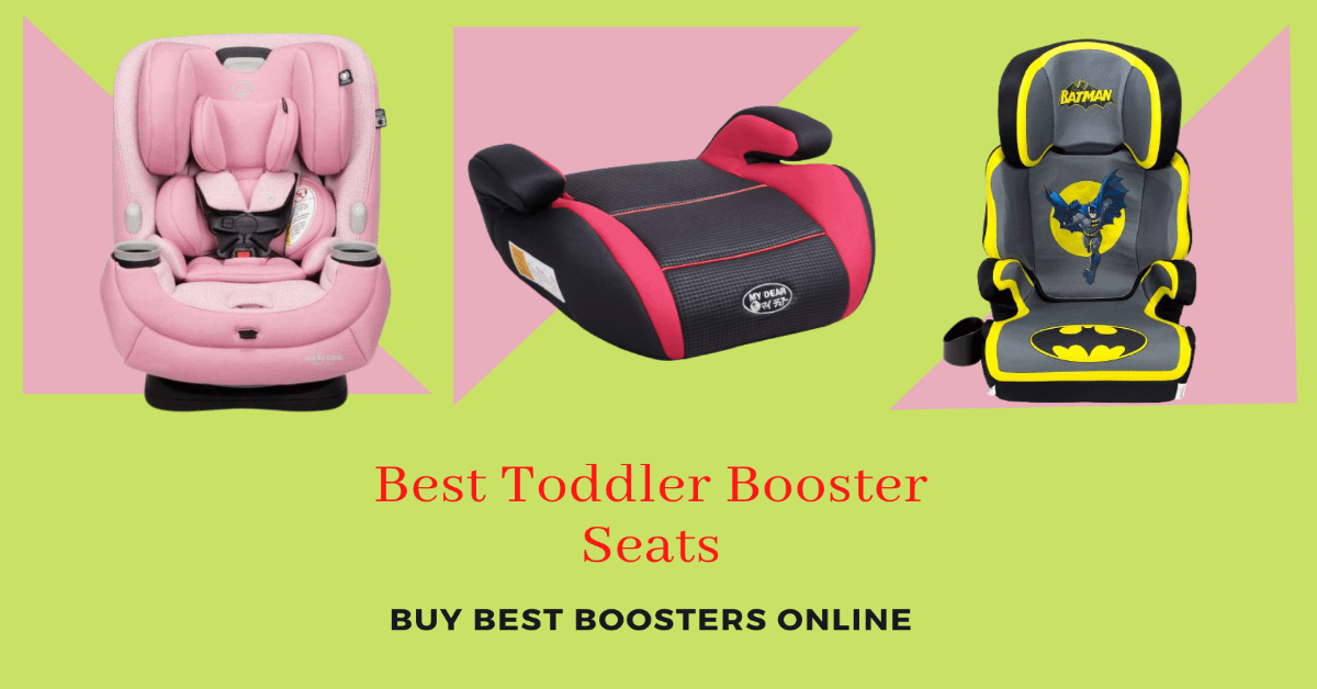 High-back booster seat india