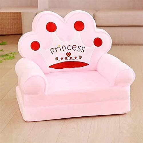 Sofa Cum Bed Shape Imported Premium Soft Toy Chair   Seat for Baby Sitting for Kids