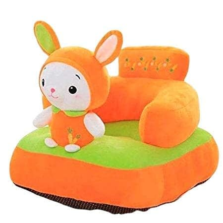 Tutooze Chick Shape Soft Plush Cushion Baby Sofa Seat